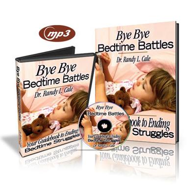 bye bye bedtime battles product cover