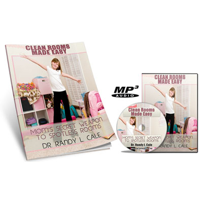 clean rooms made easy product cover
