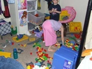 Messy Rooms - Terrific Parenting by Dr. Randy Cale